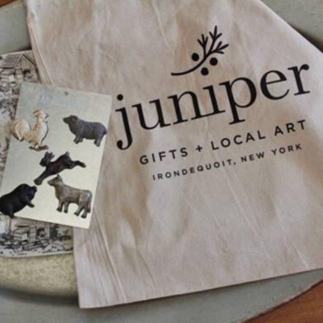 Juniper Gifts Local Art